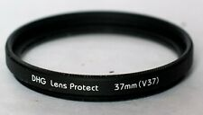 Marumi 37mm UV filter without case.