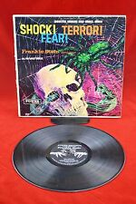 Frankie Stein & His Ghouls: Shock! Terror! Fear! 1965 Power Records LP