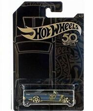 Hot Wheels 50th Anniversary Black & Gold Series - '68 Dodge Dart - FRN37