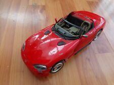1/18 BURAGO CLASSIC - DODGE VIPER RT/10 - DIECAST MODEL CAR USED