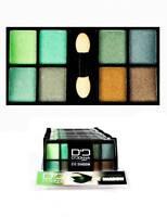 FARD A PAUPIERES vert ,rose ou marron 8 dégradés de couleurs dans chaque boite
