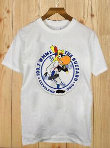 The Buzzards radio wmms T-shirt heavy cotton New
