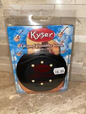 KYSER LIFEGUARD HUMIDIFIER SYSTEM FOR ACOUSTIC GUITARS