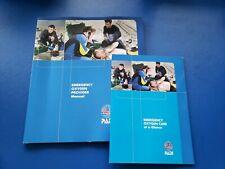 New Padi Emergency Oxygen Provider Manual Crew Pack -No Dvd
