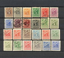 Nnbq 038 Greece 1902 - 1943 Used Mint Due Porto