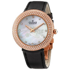 Charmex of Switzerland Las Vegas Mother of Pearl Ladies Watch 6296