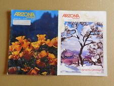 HUGE SALE:   2 Arizona Highways Magazines from 1975