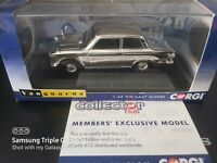VANGUARD LCC 36 - CHROME - COLLECTORS CLUB EXCLUSIVE ISSUE - FORD CORTINA MK1