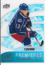 11/12 Ice Premieres Rookie RC Cam Atkinson /999 51 Jackets