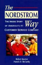 The Nordstrom Way: The Inside Story of America's #1 Customer Service Company by