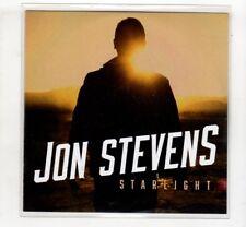 (IF576) Jon Stevens, Starlight - 2017 DJ CD