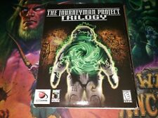 1999 Journeyman Project Trilogy PC CD-ROM Game Buried in Time Legaccy Vintage!