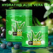 250 Gel Aloe Vera Hydratant Bio Peau Visage Traitement Anti-Acné Corp Nourissant