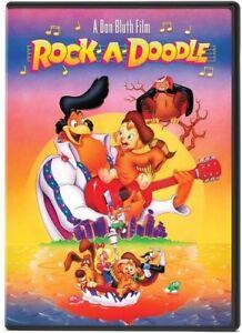 Rock-A-Doodle [New DVD]