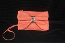 Elle Coral Hand Shoulder Bag Designer Fashion Bow Hot Stylish