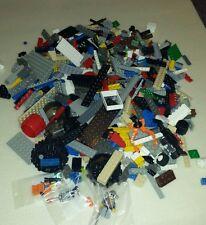 500+ Clean Lego Pieces  Bulk Plus three Minifigures good clean legos Lot #5
