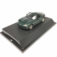 1/43 Mazda MX-5 Cabriolet Model Car Diecast Gift Toy Vehicle Green Collection