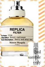Maison Martin Margiela Replica Filter Glow Perfume Primer Oil 2ml Purse Sample
