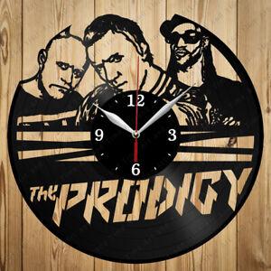 Vinyl Clock The PRODIGY Vinyl Record Clock Handmade Original Gift 6778