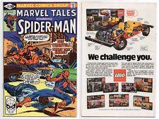 MARVEL TALES #124 REPRINTS AMAZING SPIDER-MAN #147 STAN LEE 1981 TARANTULA