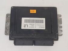 DAEWOO REZZO 2.0i 89KW 2001 LHD ENGINE CONTROL UNIT MODULE ECU 96386927