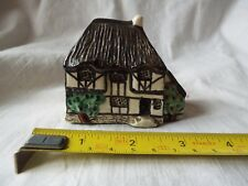 Tey Pottery England Handcrafted Miniature ??? cottage