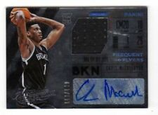 Panini Autographed Absolute Basketball Trading Cards