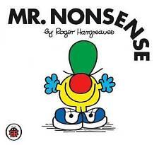 *BRAND NEW* MR NONSENSE by ROGER HARGREAVES (Toddler book, Mr Men)