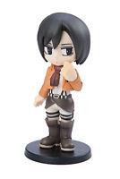 Attack on Titan Chobirume Collection Mikasa Ackerman PVC Figure