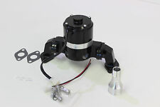 CHEV SMALL BLOCK ELECTRIC WATER PUMP BLACK 35+GPM HIGH VOLUME  12 VOLT