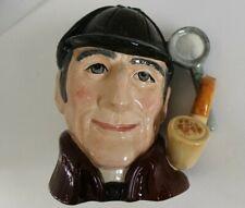 Royal Doulton Sherlock Holmes Toby Mug, desk top size