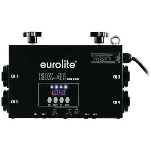 EUROLITE EDX-4RT DMX RDM Truss Dimmerpack   Neu