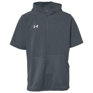 UNDER ARMOUR Men's EVO Short Sleeve Baseball Batting Cage Jacket NWT Size: XL