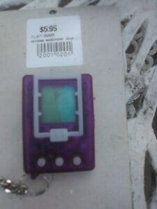 Bandai digimon 1997 Purple With Grey