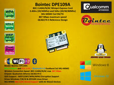 Bointec DPE109A minipci-e QCA6174A Wlan 802.11AC 867mbps Atheros Bluetooth 5.0