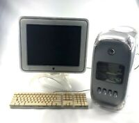 Apple Power Mac G4 VINTAGE Moniter & Keyboard