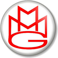 "MMG - Maybach Music Group 25mm 1"" Pin Button Badge Record Label Def Jam Hip Hop"