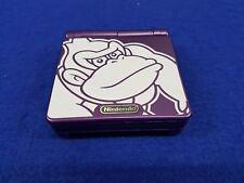 Gameboy Advance SP Console DONKEY KONG *y PURPLE Game Boy Nintendo PAL
