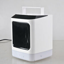800W Mini Heizung Keramik Heater Heizlüfter Steckdose Elektro Heizgerät Timer