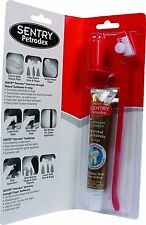 Sentry Petrodex Advanced Dental Care Kit for Dogs Toothpaste and Toothbrushes