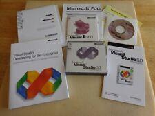 100% Genuine: Microsoft Visual Studio 6.0 Enterprise Edition Full Version