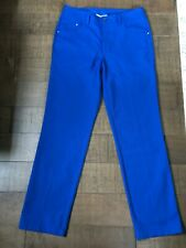 puma 2019 golf pants 32x32 blue new