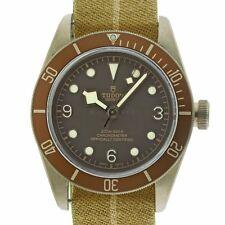 Tudor 79250 I Bronze Black Bay Heritage 79250BM Swiss Automatic Diver