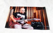 Marco Sfogli *James LaBrie, Rudess* original signed Photo in 20x30 cm (8x12)