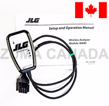 NEW  JLG Mobile WIRELESS Analyzer - JLG Part 1001147542  -   STOCKED IN CANADA!