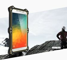 Love Mei Metallgehäuse MK2 Samsung Galaxy Note 5 spritz Wasserdicht schwarz