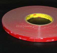 33mx12mm 3M VHB Acrylic Double Sided Attachment Extremely Strong Adhesive Tape