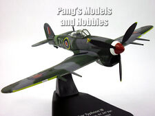 Hawker Typhoon British Fighter 1/72 Scale Diecast Metal Model by Oxford
