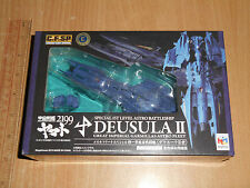 MegaHouse Cosmo Fleet Special(SP) 7 07 Space Battleship Yamato 2199 Deusula II