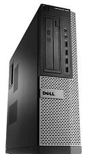 Dell Optiplex 990 Desktop Core i7 2600 QUAD 3.4GHz 8GB 500GB DVDRW Win 10 PRO